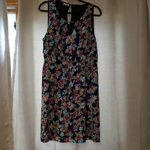 XXL Maurices floral dress